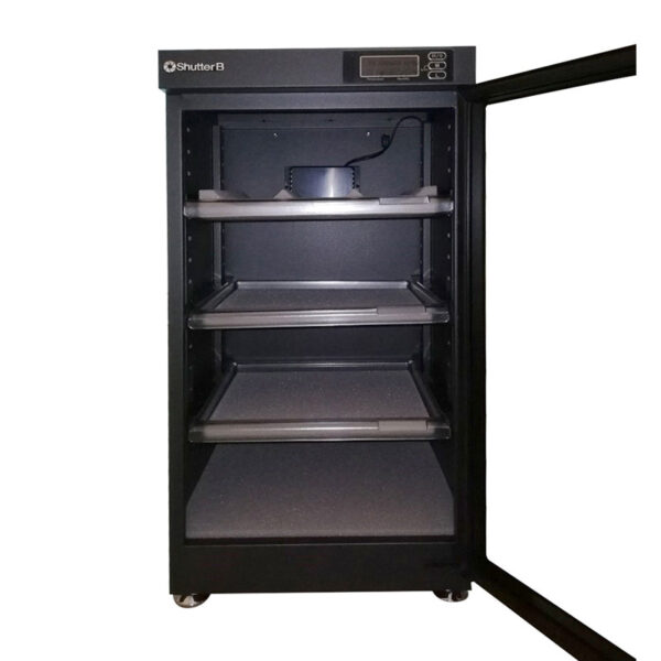 Shutter B SB 55S Automatic Dry Cabinet Black 3