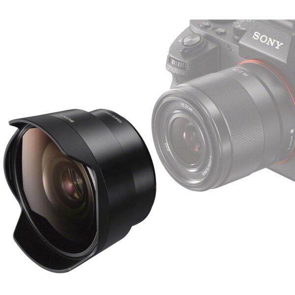Sony 16mm Fisheye Conversion Lens for FE 28mm f2 Lens 3