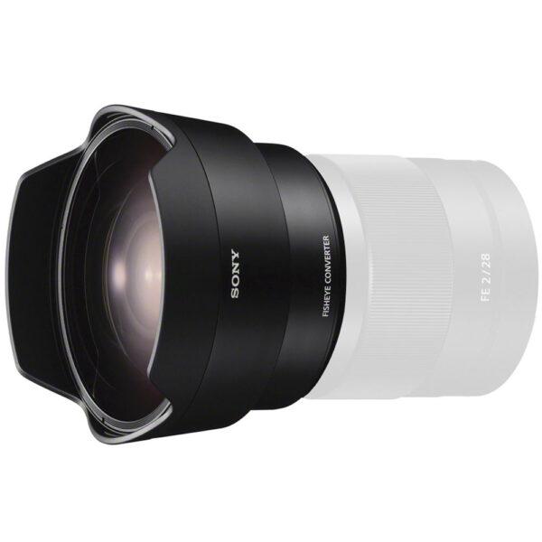 Sony 16mm Fisheye Conversion Lens for FE 28mm f2 Lens 4