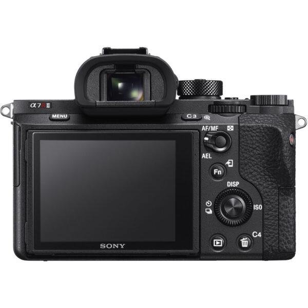 Sony Alpha a7R II Mirrorless Digital Camera Body Only 3