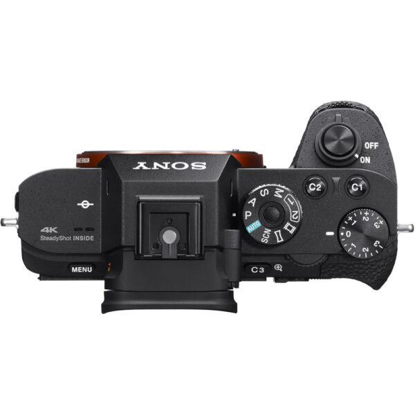 Sony Alpha a7R II Mirrorless Digital Camera Body Only 4