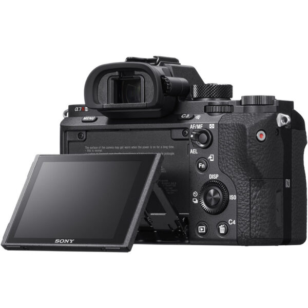 Sony Alpha a7R II Mirrorless Digital Camera Body Only 9