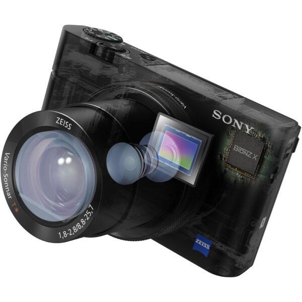 Sony Cyber shot DSC RX100 IV Digital Camera 9