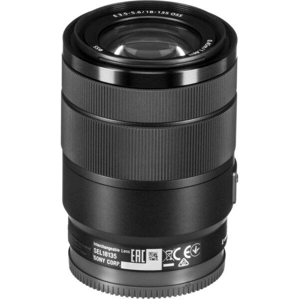 Sony E 18 135mm f3.5 5.6 OSS Lens 11