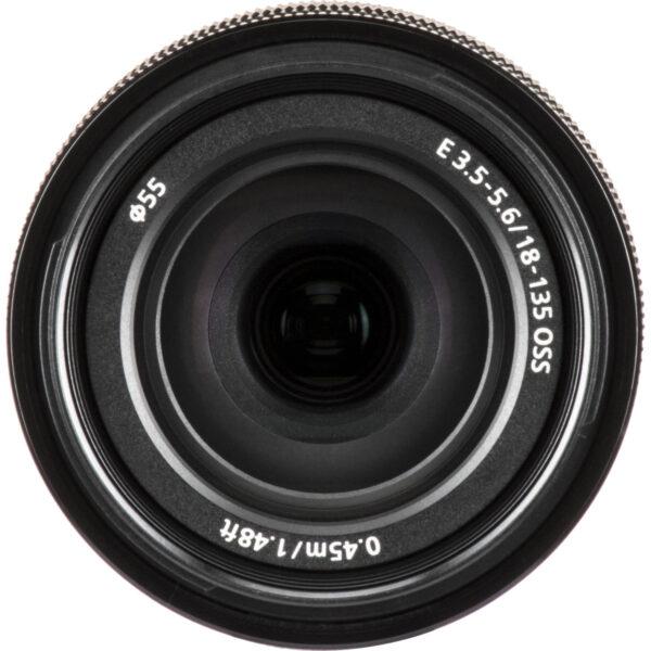 Sony E 18 135mm f3.5 5.6 OSS Lens 12