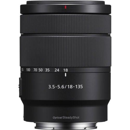Sony E 18 135mm f3.5 5.6 OSS Lens 2