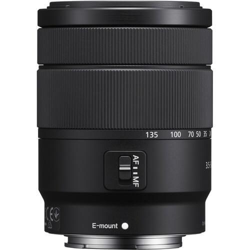 Sony E 18 135mm f3.5 5.6 OSS Lens 3