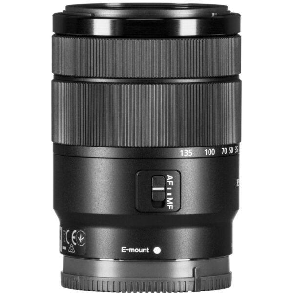 Sony E 18 135mm f3.5 5.6 OSS Lens 6