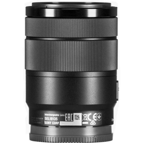 Sony E 18 135mm f3.5 5.6 OSS Lens 7