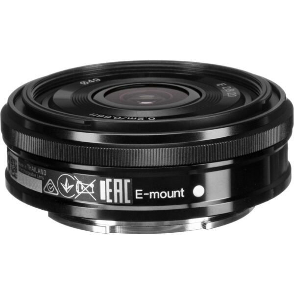 Sony E 20mm f2.8 Lens 3
