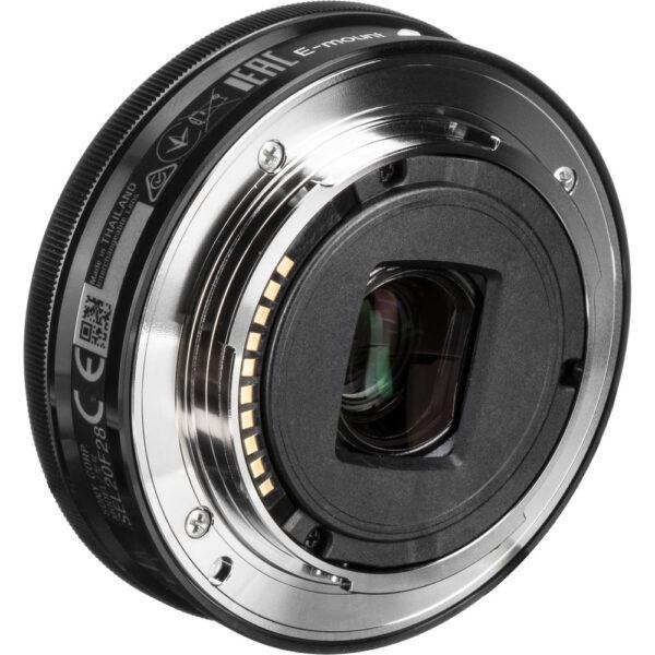 Sony E 20mm f2.8 Lens6