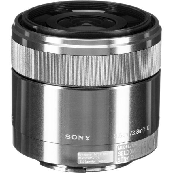 Sony E 30mm f3.5 Macro Lens 2