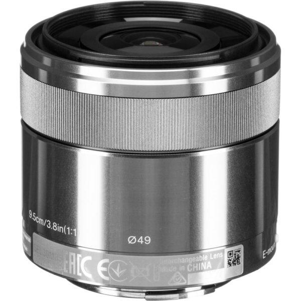 Sony E 30mm f3.5 Macro Lens 3