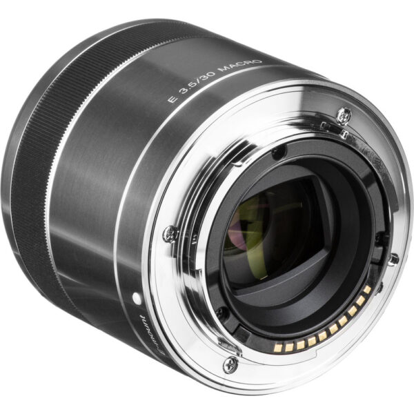 Sony E 30mm f3.5 Macro Lens 6