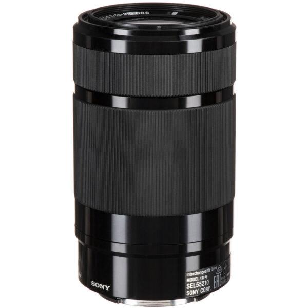 Sony E 55 210mm f4.5 6.3 OSS Lens 2