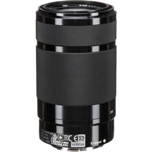 Sony E 55 210mm f4.5 6.3 OSS Lens 3