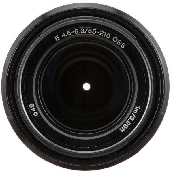 Sony E 55 210mm f4.5 6.3 OSS Lens 5