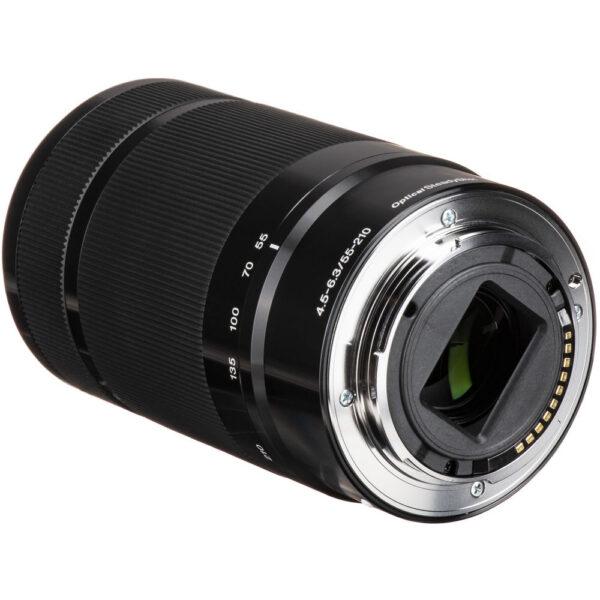 Sony E 55 210mm f4.5 6.3 OSS Lens 6
