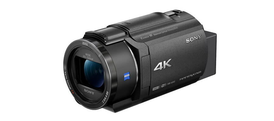 Sony FDR AX43 Handycam p2