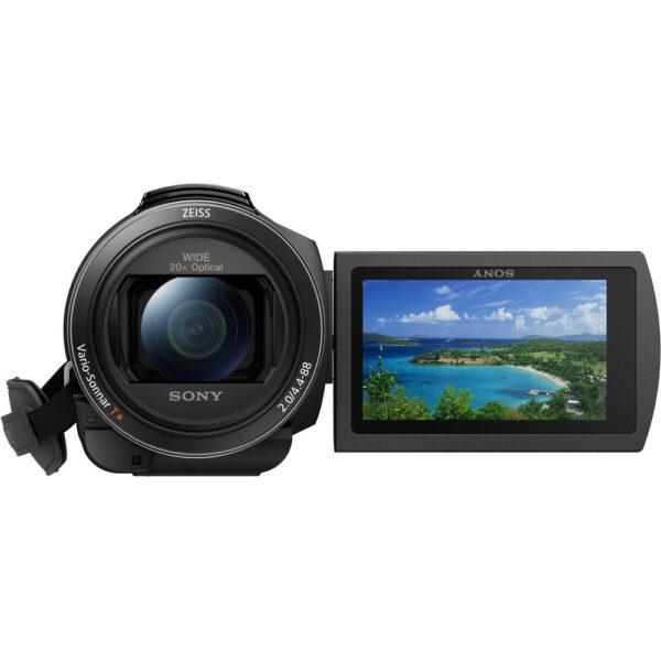 Sony FDR AX43 UHD 4K Handycam Camcorder 2