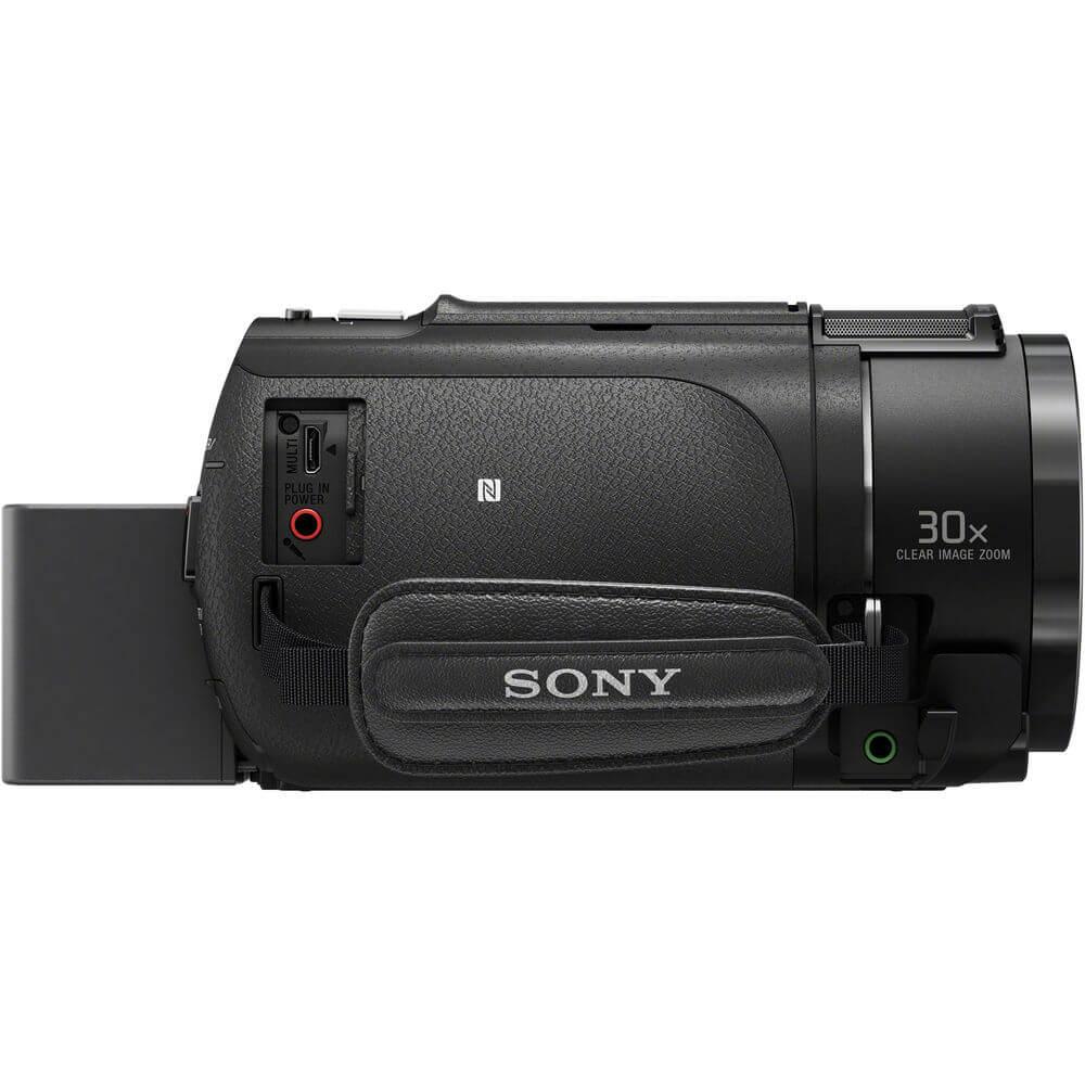 Sony FDR AX43 UHD 4K Handycam Camcorder 5