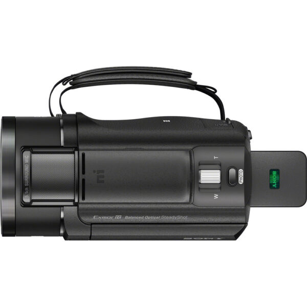 Sony FDR AX43 UHD 4K Handycam Camcorder 6