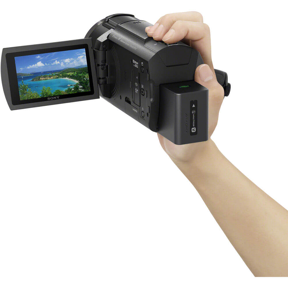 Sony FDR AX43 UHD 4K Handycam Camcorder 9