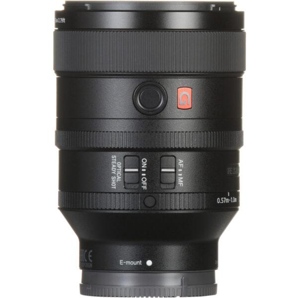 Sony FE 100mm f2.8 STF GM OSS Lens 12