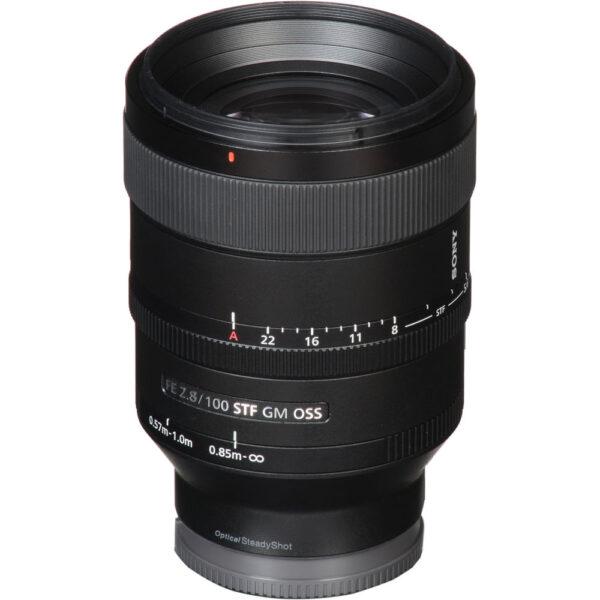 Sony FE 100mm f2.8 STF GM OSS Lens 16