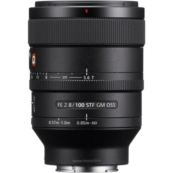 Sony FE 100mm f2.8 STF GM OSS Lens 2