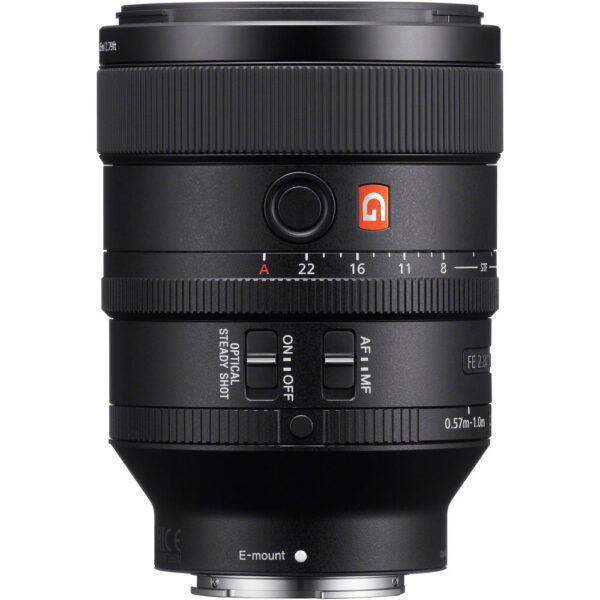 Sony FE 100mm f2.8 STF GM OSS Lens 3