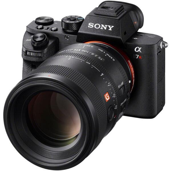 Sony FE 100mm f2.8 STF GM OSS Lens 4