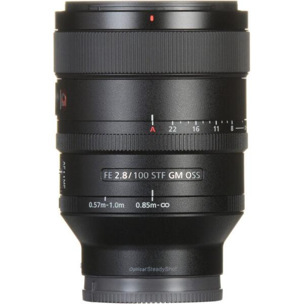 Sony FE 100mm f2.8 STF GM OSS Lens 9