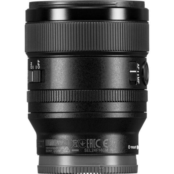 Sony FE 24mm f1.4 GM Lens 10