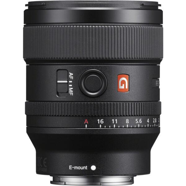 Sony FE 24mm f1.4 GM Lens 2.