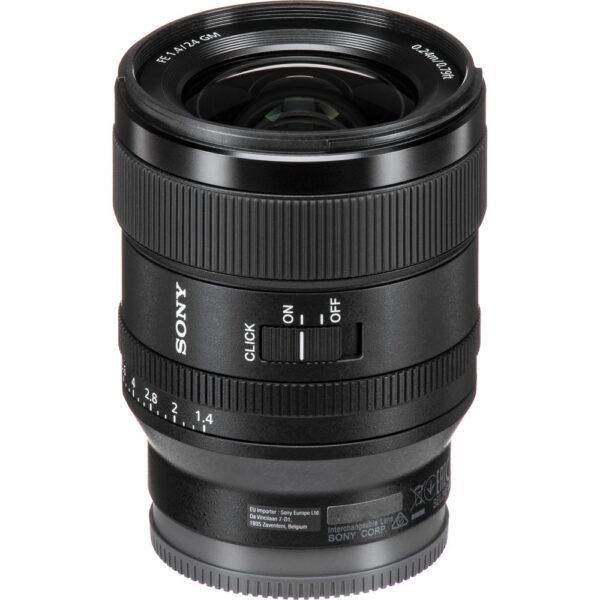 Sony FE 24mm f1.4 GM Lens 3