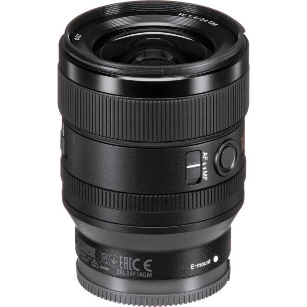 Sony FE 24mm f1.4 GM Lens 4