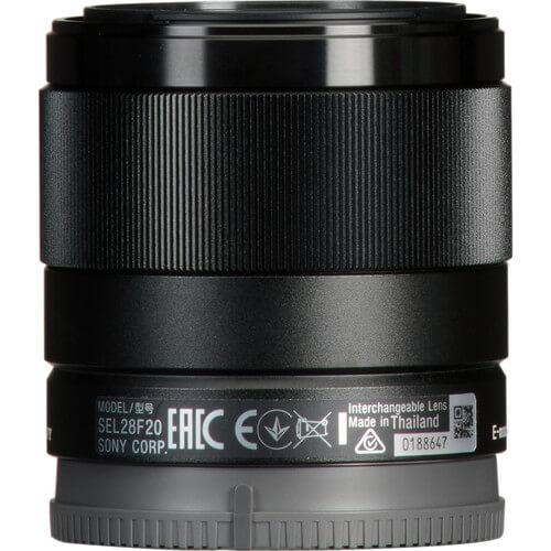 Sony FE 28mm f2 Lens 6