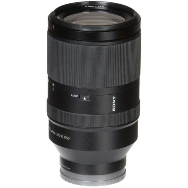 Sony FE 70 300mm f4.5 5.6 G OSS Lens 10
