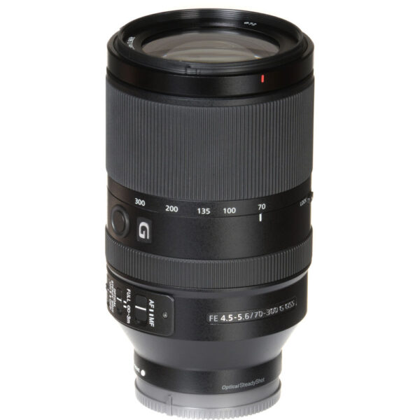 Sony FE 70 300mm f4.5 5.6 G OSS Lens 13
