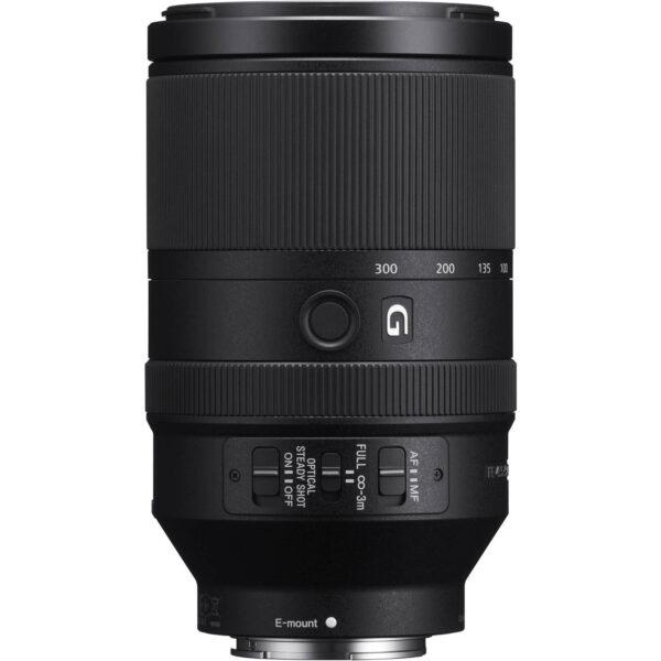 Sony FE 70 300mm f4.5 5.6 G OSS Lens 2