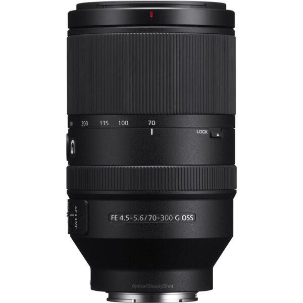 Sony FE 70 300mm f4.5 5.6 G OSS Lens 3