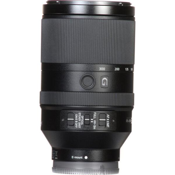 Sony FE 70 300mm f4.5 5.6 G OSS Lens 5