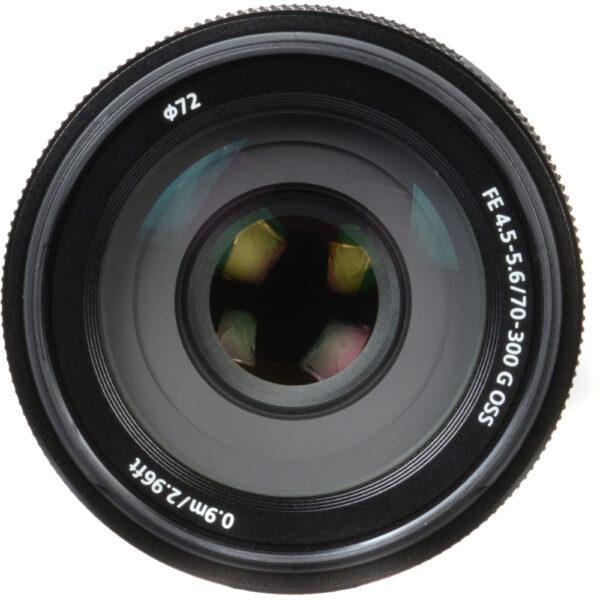 Sony FE 70 300mm f4.5 5.6 G OSS Lens 8