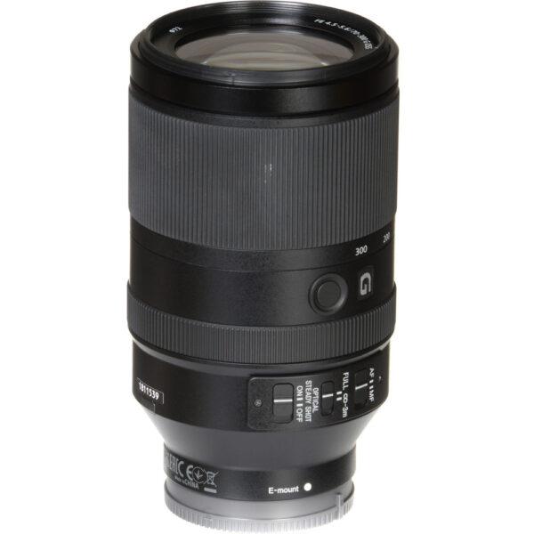 Sony FE 70 300mm f4.5 5.6 G OSS Lens12