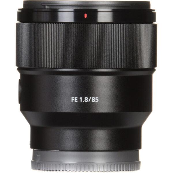 Sony FE 85mm f1.8 Lens 11