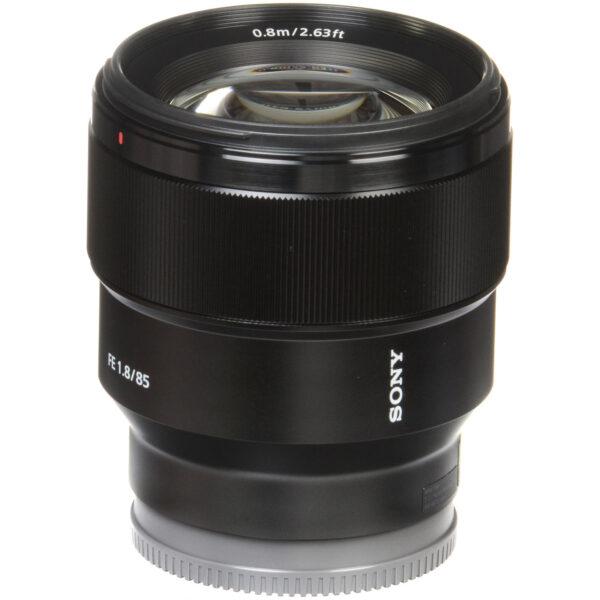 Sony FE 85mm f1.8 Lens 16