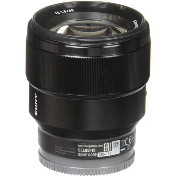 Sony FE 85mm f1.8 Lens 17