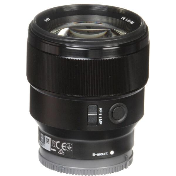 Sony FE 85mm f1.8 Lens 18