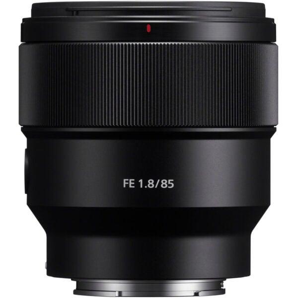 Sony FE 85mm f1.8 Lens 2